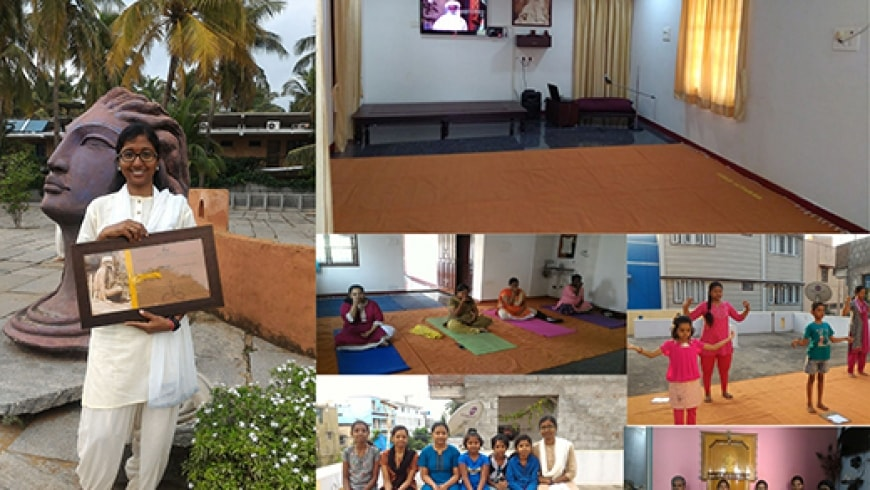 Consecrated Space – Now in Salem – Yoga Mithraa – Classical Hatha Yoga Studio